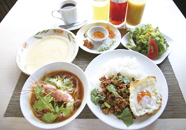 タイ国料理チャイ・タレー