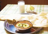 インドレストラン カフェandバー ヒマンス