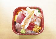 海鮮丼 笹互寿司